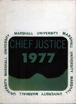 The Chief Justice, 1977 by Marshall University