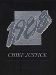 The Chief Justice, 1987-88 by Marshall University
